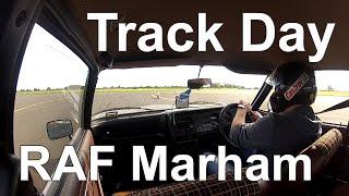 Ford Capri | RAF Marham Track Day 2015