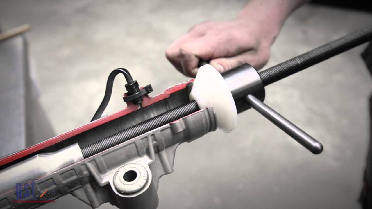 Pst Service Extractor For Oil Seals And Bearings Youtube