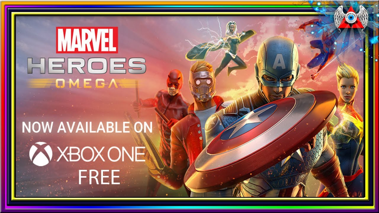 4f535036d88 Marvel Heroes Omega • Free (  Gratuito) • Para XBOX ONE - (nº1021 ...