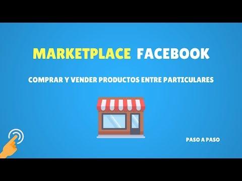 Cómo Funciona El Marketplace De Facebook | Novatos