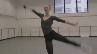 NYC Ballet's Teresa Reichlen on George Balanchine's WESTERN SYMPHONY