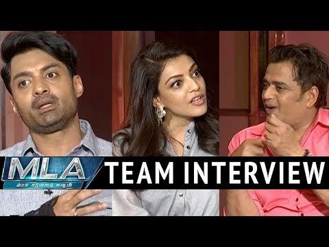 MLA Movie Team Special Interview | Nandamuri Kalyan Ram | Kajal | Ravi Kishan