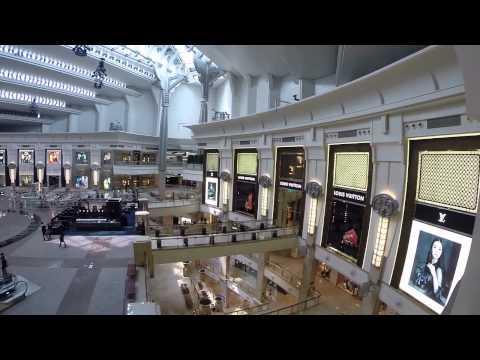 Marcão na Asia - Parte 3 - Metrô de Taipei, Taiwan