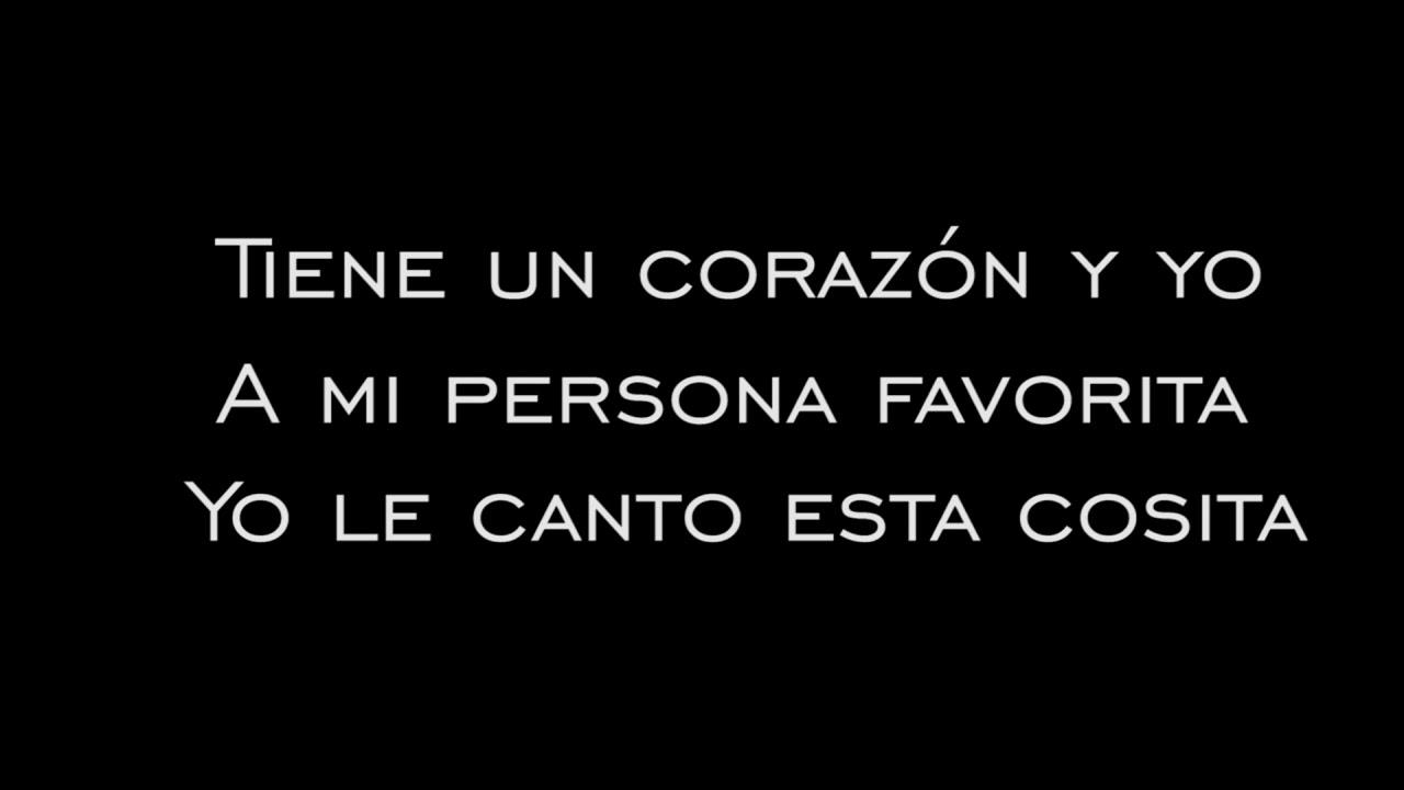 Download Alejandro Sanz, Camila Cabello - Mi Persona Favorita Letra