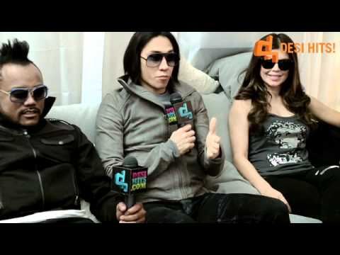BLACK EYED PEAS - GREATEST INTERVIEW EVER