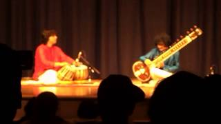 Classical Music : Raghupati Raja Ram Song (SV Temple Pittsburgh)