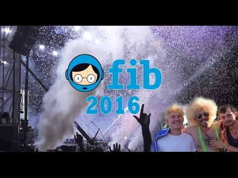 BENICASSIM FESTIVAL 2016 | FIBERFIB 2016