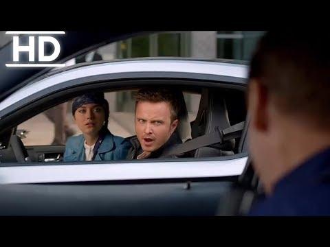 Need For Speed:Hız Tutkusu | Tobey Polisden Kaçıyor  | Araba Senin Mi Evlat?| (1080p)