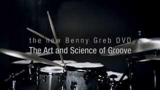 Benny Greb new DVD Crowdfunding