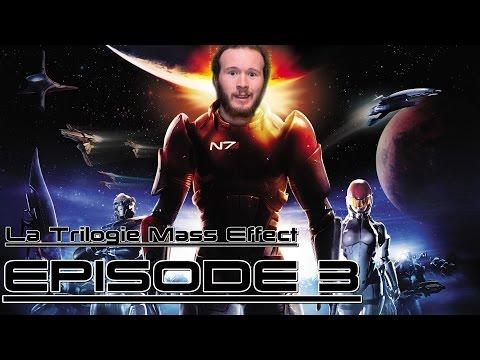 Trilogie Mass Effect #3 : Un bar, Bender et du Lap-dance !