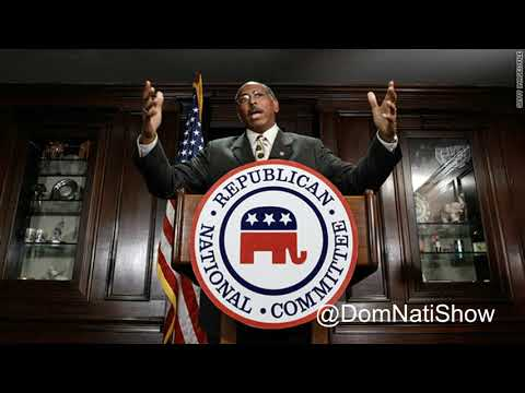 RNC Chairman Michael Steele Says Trump Caters To Racists For Southern Strategy