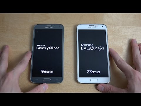 newest a27d3 9a0ac Samsung Galaxy S5 Neo vs. Samsung Galaxy S5 - Which Is Faster? - YouTube