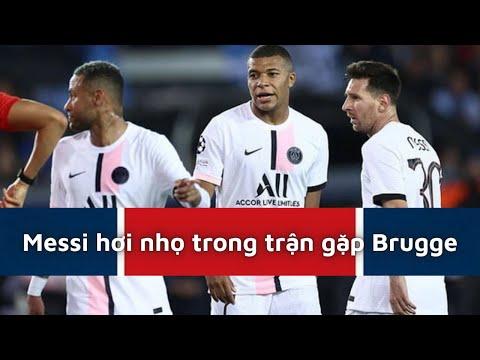 Champions League: Brujas  vs  PSG (16/09/2021)