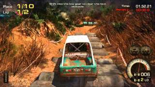OFF Road Drive 2011 - GamePlay [PC]