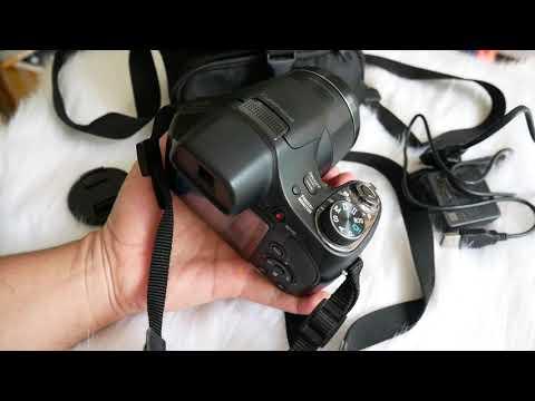 Máy ảnh Siêu Zoom Sony DSC-H400, Zoom 63X Giá 2tr9 (ĐÃ BÁN)