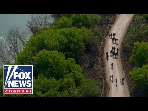 Border encounters reaches 20-year high according to CBP