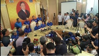 Abg Jo unveils Sarawak BN candidates line up for GE