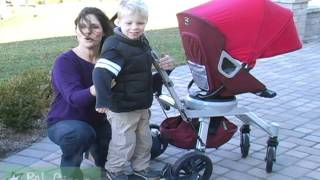 Baby Gizmo Orbit Baby Sidekick Stroller Board Review