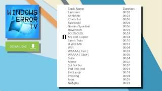 Microsoft Sam Soundtrack - Free Download