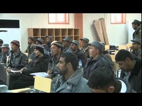 Korean Provincial Reconstruction Team in Parwan, Afghanistan