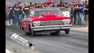 Larry Baker's Lucille swinging its way at Conquer the Concrete thumbnail