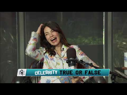 Actress Michelle Monaghan Plays Celebrity True Or False | The Rich Eisen Show | 1/3/20