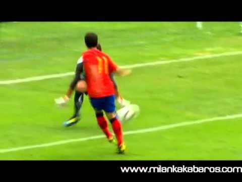 Dani Pacheco EU Under 19s Compilation- Golden Boot