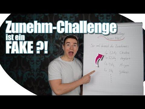 War die Zunehm-Challenge ein Flop? [7,3 Kg Zugenommen]