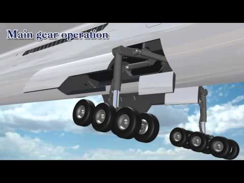 Eagle-300 supersonic concept airliner Part2