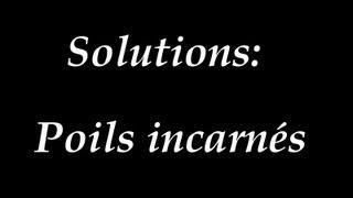 SOS Poils Incarnés: Un problème, une solution!