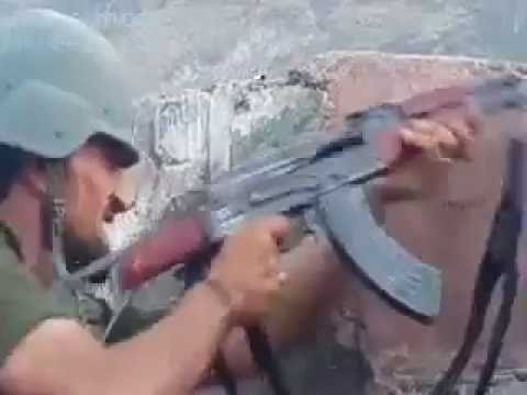 Secret video Pakistan Army V/S Afghan Taliban- must watch