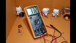 Unboxing Dan Review Multimeter Digital DT-9205A Merk DEXLEM