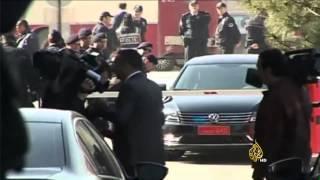 تشييع الرئيس التركي الأسبق كنعان إيفرين وسط غياب رسمي