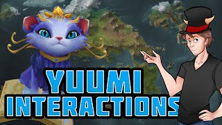Necrit Reacts to Yuumi Interactions