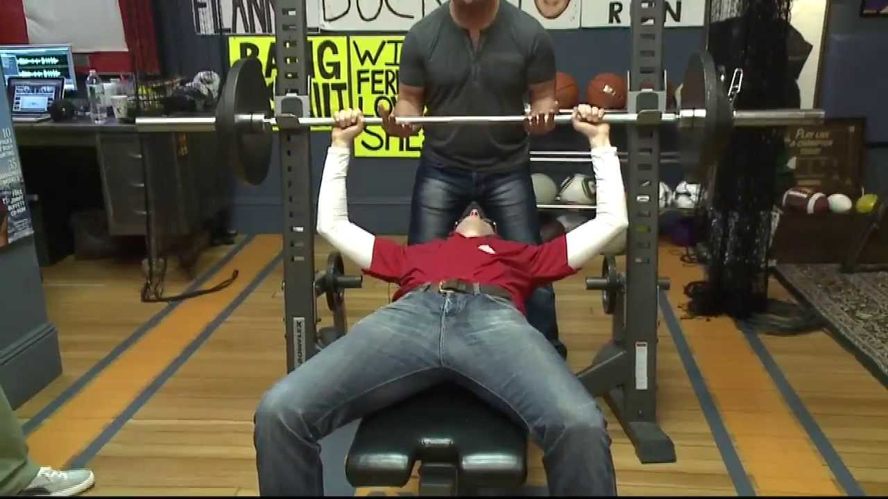 Mclovin Benches 200 Pounds 3 21 14 Youtube