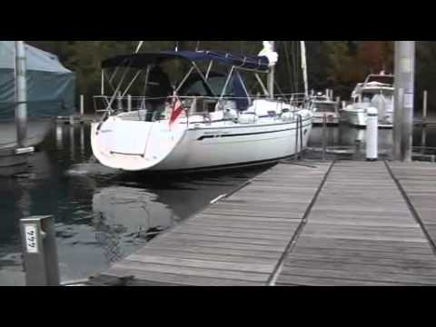 Yacht Thruster in Action