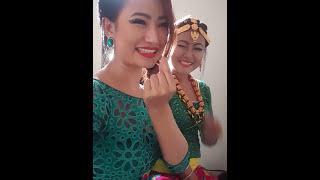 Melina Rai & Rishma Gurung
