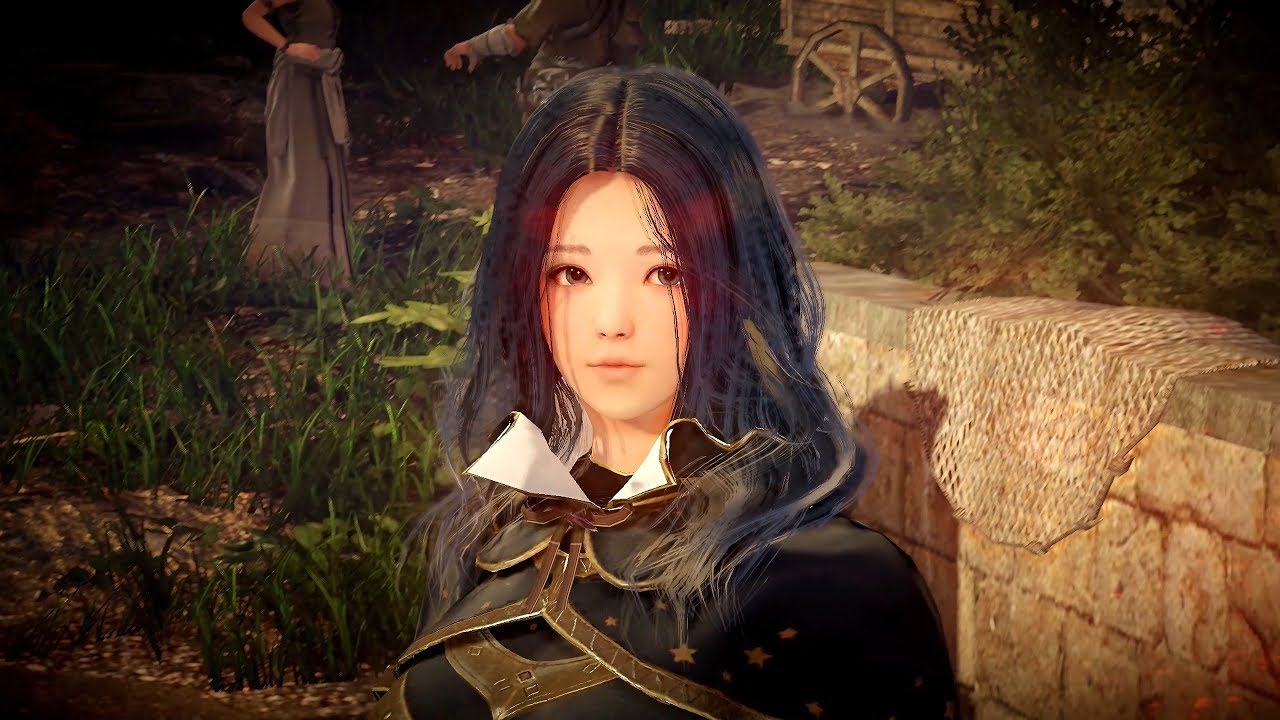 Black Desert Mobile Character Introduction: Witch - YouTube