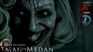 Man of Medan Horror Game Live Co-Op Playthrough With My Brother! (Jumpscares Inbound)