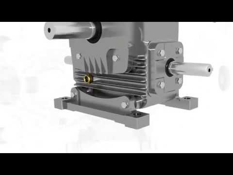Worm Gearbox, Worm Reduction Gear Box, Worm Speed Reducer and Gear Motor Manufacturer