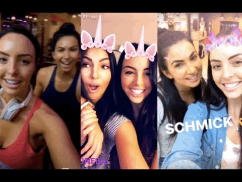 BEST of Iconic Duo (WWE/NXT) (Billie Kay & Peyton Royce) *FUNNY Moments*