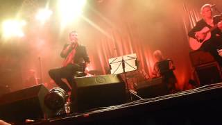 """Marc Almond """"Tenderness is a Weakness"""" ABC Glasgow Sept. 23rd 2012"""