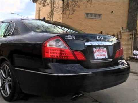 2006 Infiniti Q45 Used Cars Chicago Il Youtube