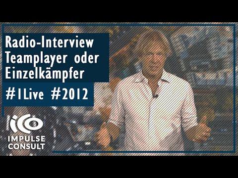 Peter Tümmers v. Schoenebeck im 1Live-Interview