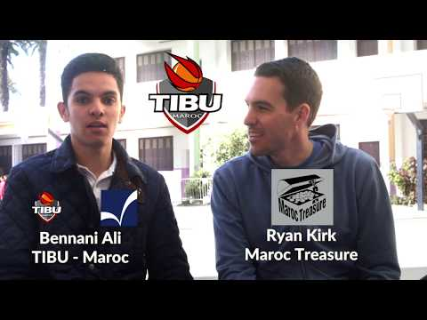 [MOROCCO] - CHANGE THE WORLD with your PASSION!  Ali Bennani Interview - TIBU Maroc