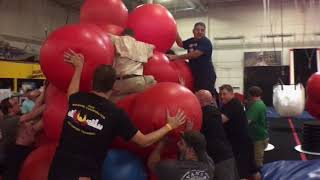 Xtreme Challenge welcomes PSAV to an incredible teambuilding experience