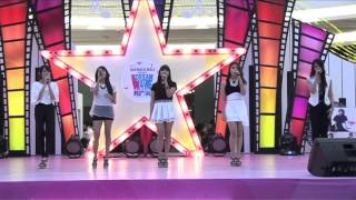 S.O.S Perform at Korean Wave Festival 2014 | Beautiful Sexy Girl band
