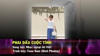 Phai dấu cuộc tình (Karaoke beat) - tone nam (Bích Phương) _Tuấn Trần official