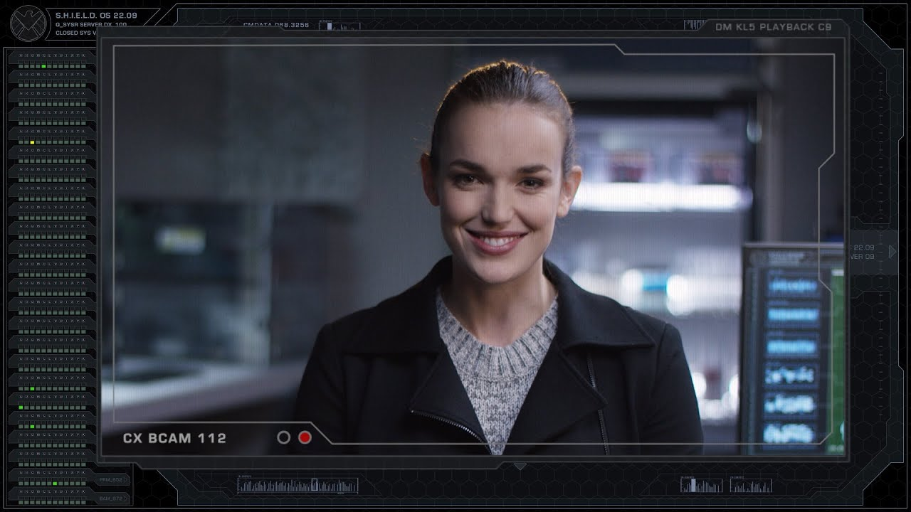 marvel�s agents of shield academy � scitech