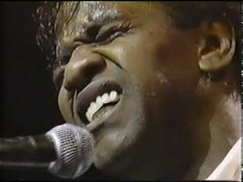 Frederick Hand  - Frederick Hand video of the hour Al Green- Everything's gonna be alright